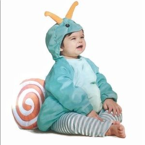 Hyde & Eck Snail Pullover Halloween Costume